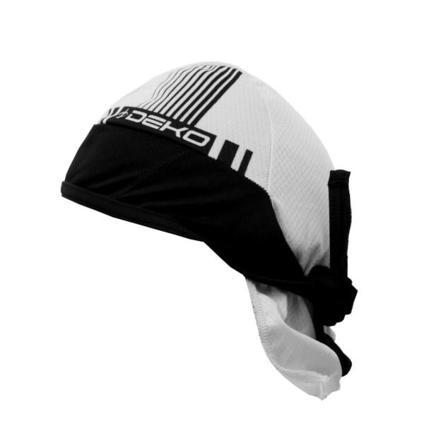 bandana estiva modello style colore bianco nero