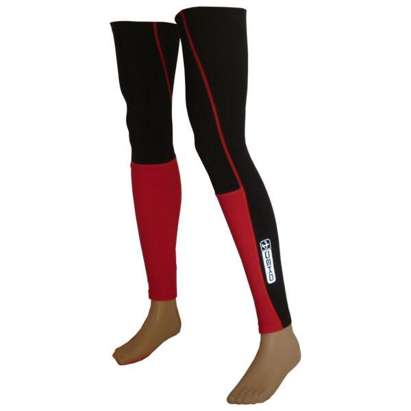 gambali deko dual colore rosso nero