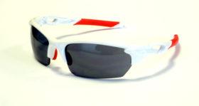 Occhiali DEKO ONE, colore bianco/rosso