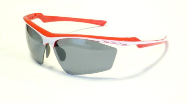 occhiali deko polar colore rosso bianco