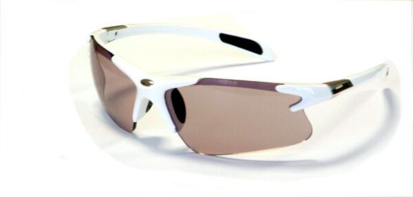 occhiali deko cromo colore bianco