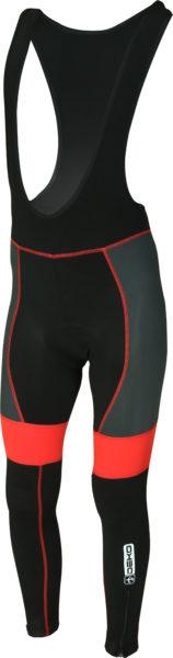 calzamaglia invernale deko leader gel colore nero rosso