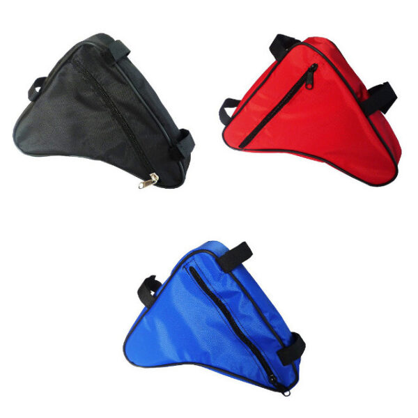 borsetta al telaio triangolare