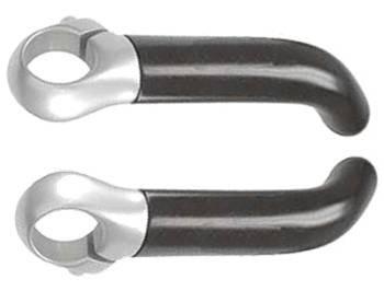 appendici manubrio in alluminio colore nero