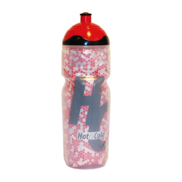 borraccia termica hot and cold colore rosso