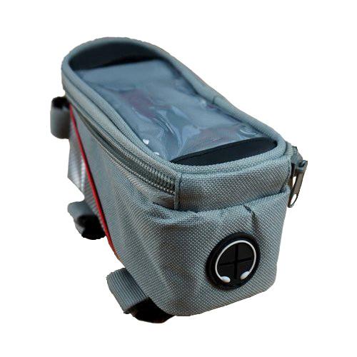 borsetta portasmartphone medium colore grigio