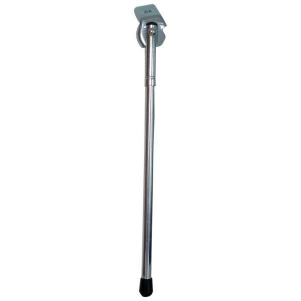 cavalletto laterale acciaio misura 315 mm
