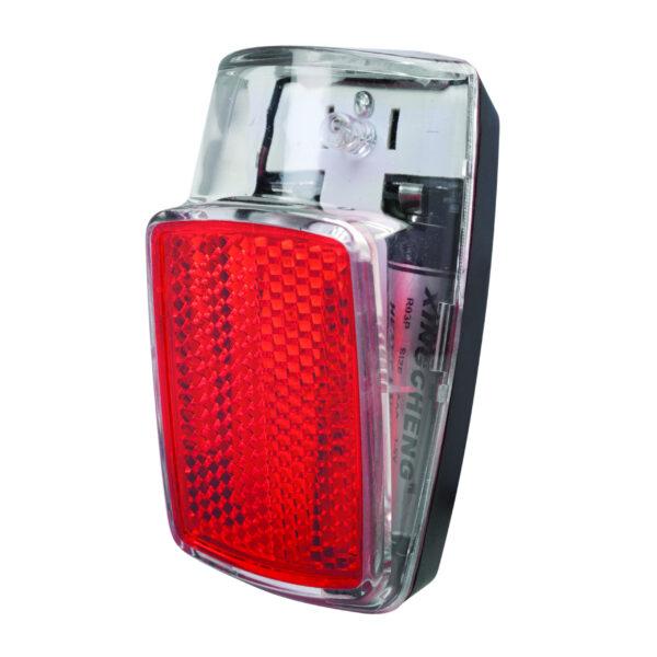 fanale posteriore a batteria kent 1 led