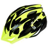 Casco adulto PDR MV29, colore giallo fluorescente/nero