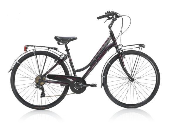 city bike vicini london lady 21 v