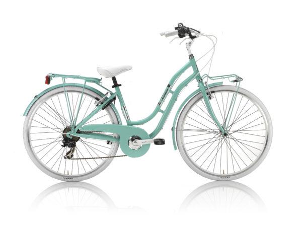bicicletta classica america alu 28