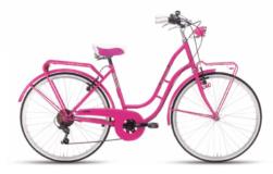 Bicicletta AMERICA STEEL 26