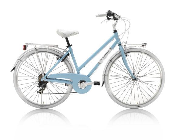 city bike vicini manhattan lady g. torino