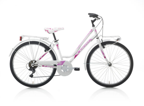 city bike vicini milla