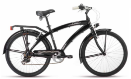 Bicicletta city bike CRUISER ALU SPECIAL