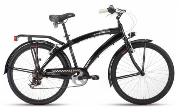 city bike vicini cruiser alu special