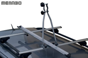 portaciclo da tetto per auto huggy