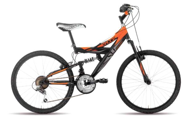 bicicletta vicini absorber