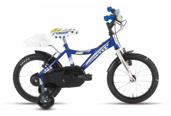 bicicletta vicini power 14