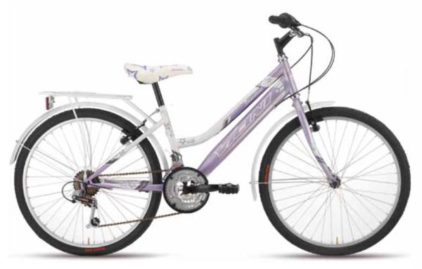 bicicletta vicini sensation 24