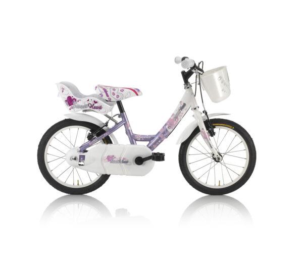 bicicletta vicini sweet hearth 16