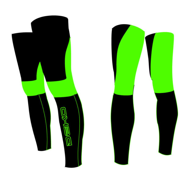gambali new dual deko nero verde fluorescente
