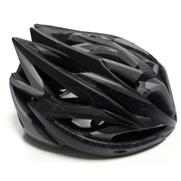 casco pdr hb20 nero/grigio
