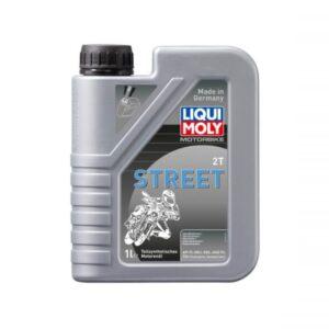Olio Liqui Moly Street 2 tempi